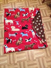 Puppy Pocket Dachshund Wiener Dog Bed Doxie Blanket