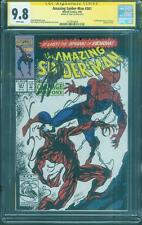 Amazing SPIDER MAN 361 CGC SS 9.8 Stan Lee Signed 1st Carnage Bagely Michelinie