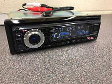 Kenwood Mask Kdc-W6027 Car Radio Stereo Cd Mp3 Player With Rear Aux In Lead