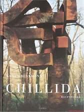Fachbuch Eduardo Chillida, Hauptwerke, wichtiges Buch, viele Bilder, NEU, TOP