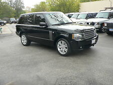 Land Rover : Range Rover 4WD 4dr HSE