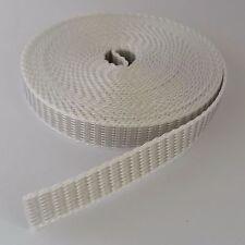 Roller Shutter Belt Webbing Band Width 0.6in 14.8ft Grey Belt Winder Roller