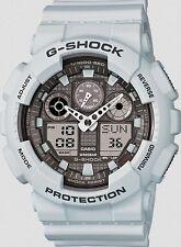 Casio G Shock *GA100LG-8A Anadigi Gshock XL Matte Ice Grey Blizzard COD PayPal