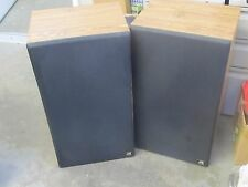 VINTAGE AR ACOUSTIC RESEARCH SERIES 660 LIQUID COOLED  SPEAKERS *clean* working