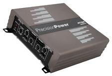 Precision Power Atom A1000.4 1000 Watts 4-Channel Micro Motorcycle Car Amplifier