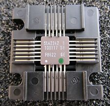 100117fc Fairchild ECL IC nel Flat Chassis Pack