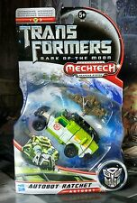 Transformers - Ratchet DOTM Mechtech Deluxe - NEU