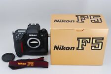[TOP Mint+++++  in Box] Nikon F5 35mm SLR Film Camera Body only  from Japan #413