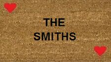 Personalised Coir Door / Floor Mat 40cm x 70cm Internal Coir With Red Hearts
