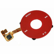 iPod Classic 6th Gen ClickWheel U2 Click Wheel Red Color Without Dot Replacement
