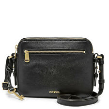 Fossil Women's Piper Toaster Bag Black ZB6865001
