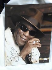 Buddy Guy signed autographed 11x14 picture with JSA authentication # L94209
