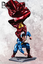 Superman The Man of Steel Statue by Lee Bermejo DC Collectibles NEW SEALED
