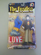 McFARLANE THE BEATLES YELLOW SUBMARINE ACTION FIGURE PAUL WITH LOVE & GLOVE