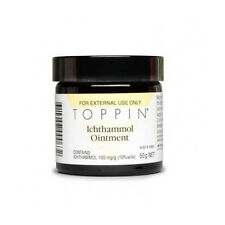 TOPPIN ICHTHAMMOL OINTMENT 50G FOR TREATING CHRONIC SKIN CONDITIONS