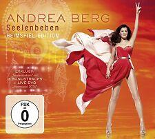 ANDREA BERG - SEELENBEBEN: HEIMSPIEL EDITION   CD+DVD NEU