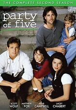 PARTY OF FIVE: THE COMPLETE SECOND SEASON (D Correia) - DVD - Sealed Region 1