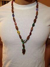 Collar Mazo Pequeño Babalawo, Ileke Ifa, Ogbe Yono, Orula, Orunmila, Santeria