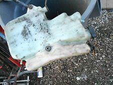 1997 Yamaha V-MAX SX 600 snowmobile parts: OIL-COOLANT COMBO TANK