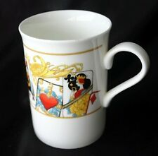 LEONARD Paris Card Suit HUTSCHENREUTHER China Mug