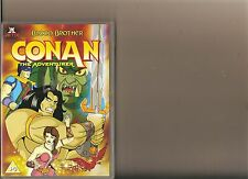 CONAN THE ADVENTURER BLOOD BROTHERS VOLUME 1 DVD CARTOON 4 EPISODES