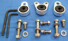 HONDA TRX 250R TRX250R BDT MOTORSPORTS BILLET EXHAUST HANGER MOUNTS KIT NEW
