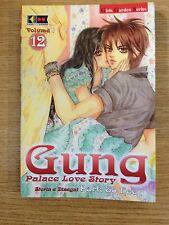 MANGA GUNG 12 PALACE LOVE STORY - PARK SO HEE - ED. FLASHBOOK - NUOVO DA MAGAZZI