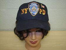 NYPD Police Department City of New York Baseball Trucker Cap Hat Adjustable