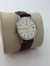 VINTAGE OMEGA SEAMASTER CAL1030 MEN'S CLASSIC WATCH (GREAT CONDITION) SERVICED
