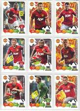 ANDERS LINDEGAARD 2013 ADRENALYN XL MANCHESTER UNITED MU #39