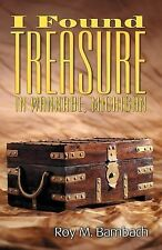 I Found Treasure in Wannabe, Michigan by Roy M. Bambach (2007, Paperback)