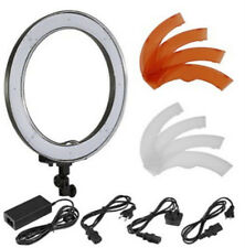 "18"" 55W 240PCS LED SMD Ring Light 5500K Dimmable Ring Video Light w/ Light Stand"