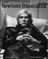 NEW Helmut Newton's Illustrated: No. 1 - No. 4 by Helmut Newton Paperback Book (