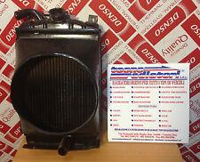Radiatore Fiat 600 D - 750 auto d'epoca (sostituzione massa radiante in rame)