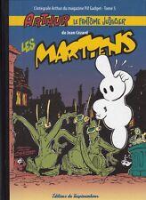 Arthur le fantôme justicier - tome 5 : Les martiens