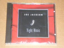 JOE JACKSON - NIGHT MUSIC - CD SIGILLATO (SEALED)