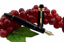 Montblanc Meisterstuck 149 75th Anniversary Special Edition Fountain Pen F Nib
