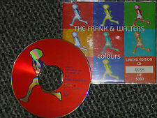 THEFRANK & WALTERS CO LOURS UK 1996 LIMITED & NUMBERED 3 TRACK CD