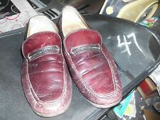 BALLY LOAFERS SIZE 8