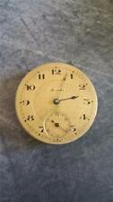 VINTAGE 41MM SWISS MERCADOR POCKETWATCH MOVEMENT