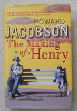Howard Jacobson 'The Making of Henry' 2004