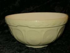 VINTAGE KITCHENALIA TRADITIONAL LARGE MIXING BOWL Pountney & Co 1967 12 Inch