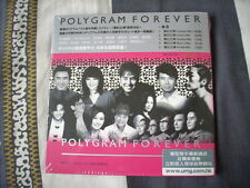 a941981 Polygram Forever Made in Japan Paper Back 5-track Medley CD 寶記正傳 Priscilla Chan Alan Wynners Shirley Kwan Teddy Robin Hacken Lee Albert Au