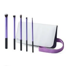 Real Techniques ULTIMATE EYE 5-pc. Makeup Brush Set w/ Bag - Limited Edition!