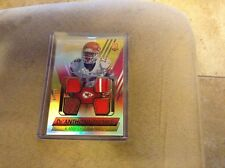 2014 Panini Absolute De'Anthony Thomas Rookie Quad Jersey & Ball 91/99