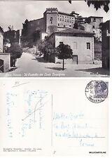 # LORO PICENO: IL CASTELLO DEI CONTI BRUNFORTE   1958