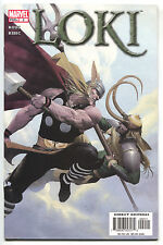 Loki 2 1st Series Marvel 2004 NM Esad Ribic Cover Thor
