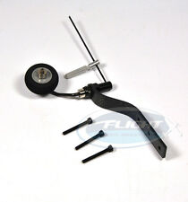 Carbon Fiber Tail Wheel Set For 20cc Gas RC Airplane sponge Wheel ZY # NEW