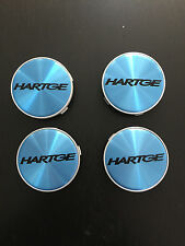 New Genuine HARTGE wheel caps (4) for BMW 7 series (E65 / E66) (37-00-0100)