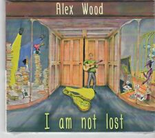 (GK881) Alex Wood, I Am Not Lost - 2014 Sealed CD